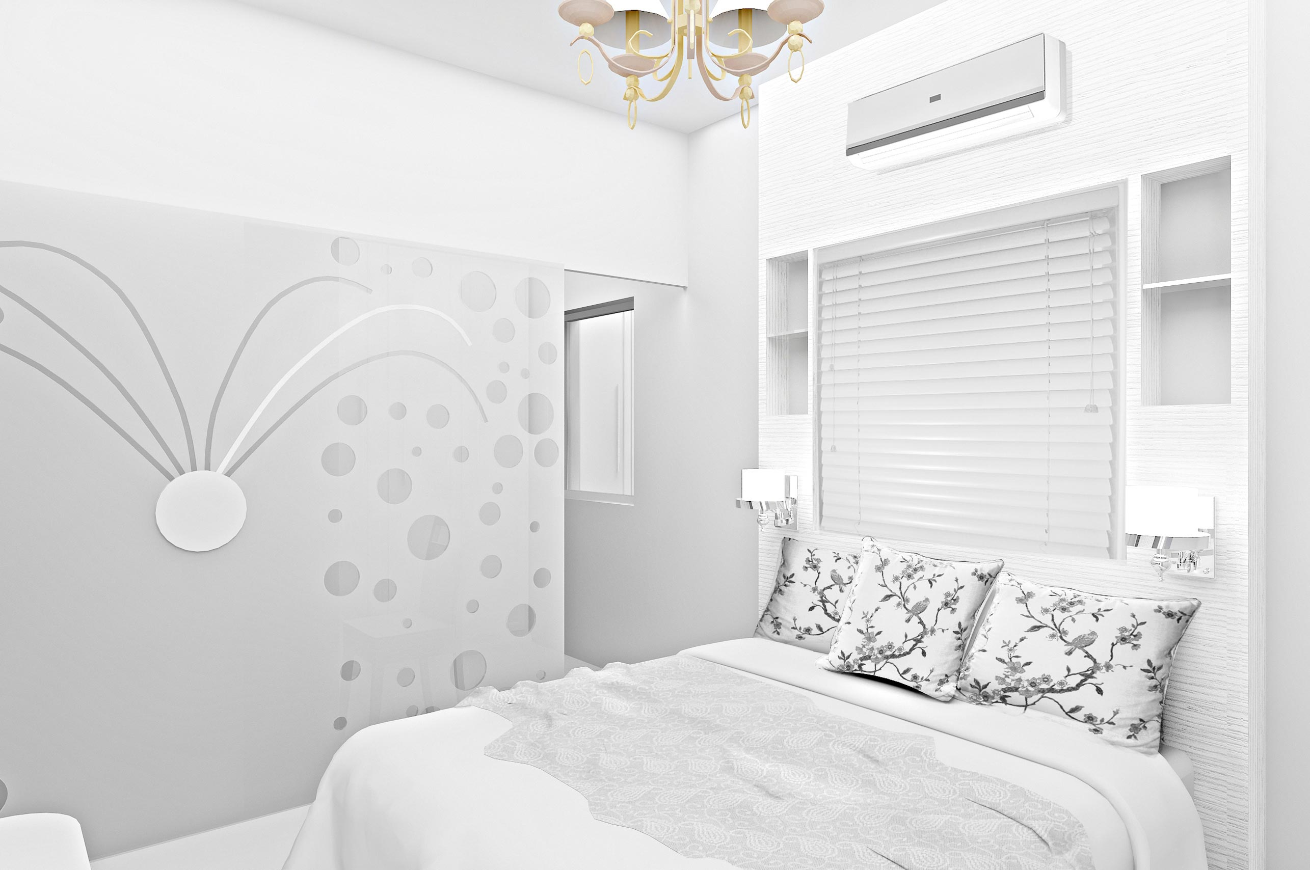 White Bedroom Furniture For A Beautiful Impression