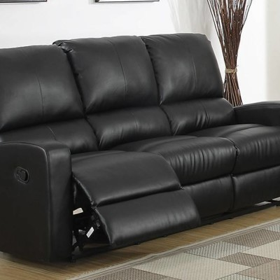 Ashley Black Leather Furniture