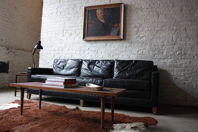 The Advantages If Use A Contemporary Leather Furniture
