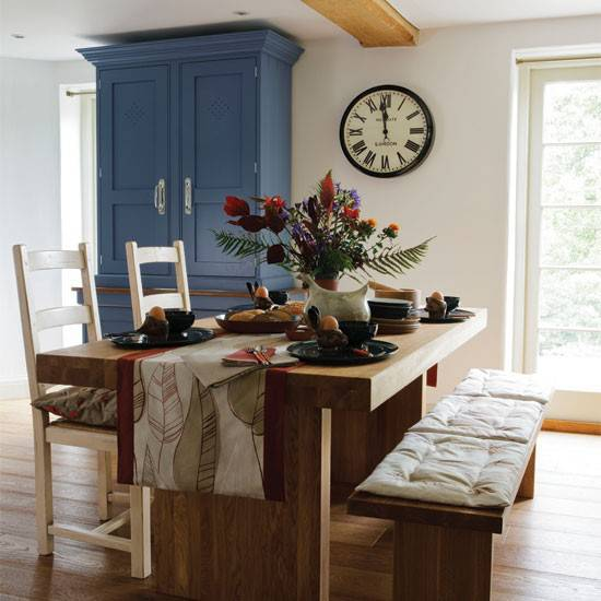 Small Country Dining Room Ideas