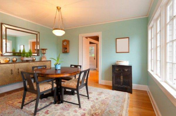 Dining Room Color Trends 2015