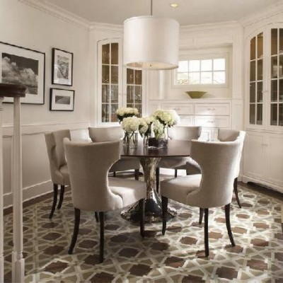 Dining Room Design Round Table For The Incredible Benefits