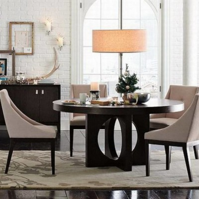 round table dinette sets