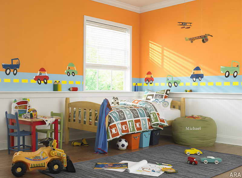 Painting Kids Rooms Ideas