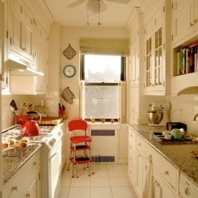 Galley Kitchen Design