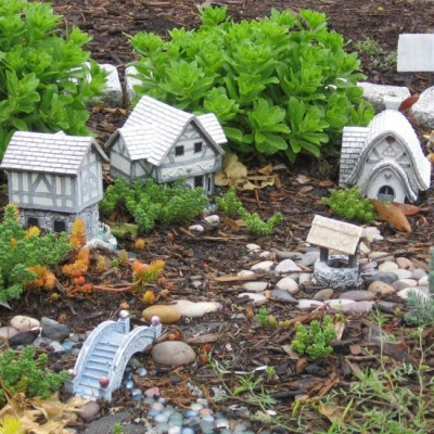 Children's Gardens Ideas