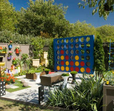Backyard Garden Ideas for Kids