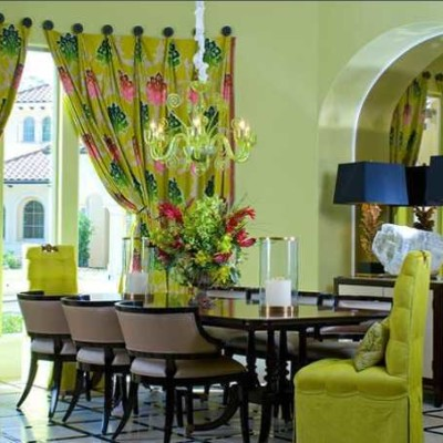 Light Color Dining Room Furniture