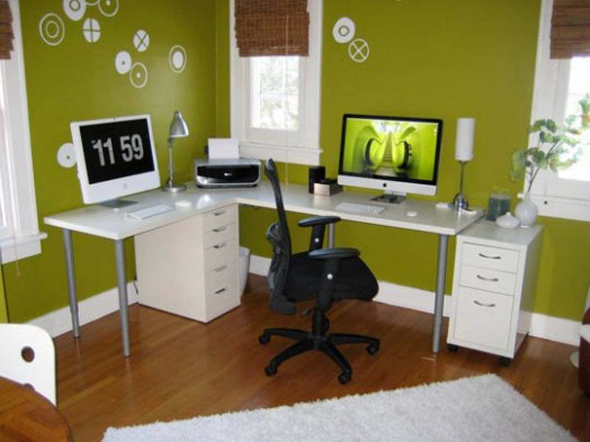 Home Office Ideas Decorating