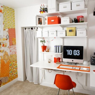 DIY HomeOffice Ideas