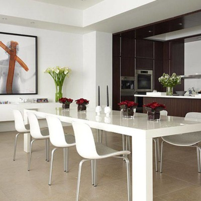 modern dining room ideas photos