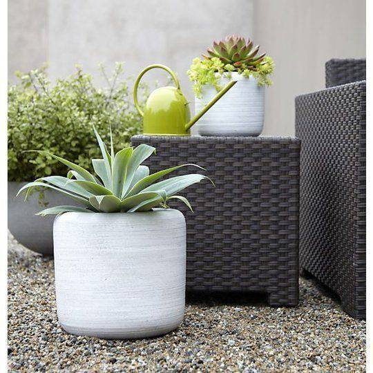 Contemporary Garden Pots and Planters