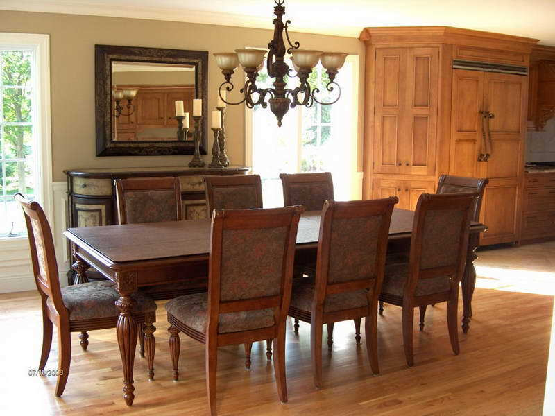 Non Traditional Dining Rooms
