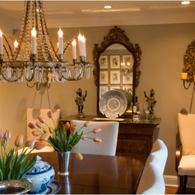Traditional Dining Room Design Pictures