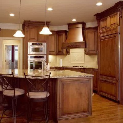 Custom Traditional Kitchen Designs