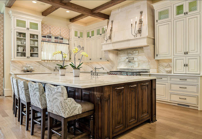 French Traditional Kitchen Design