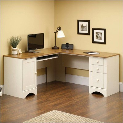 White Desk Office Max
