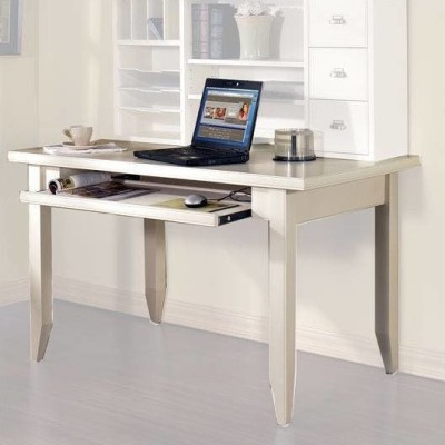 Kathy Ireland Office Desk White