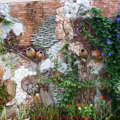 amazing garden wall decor