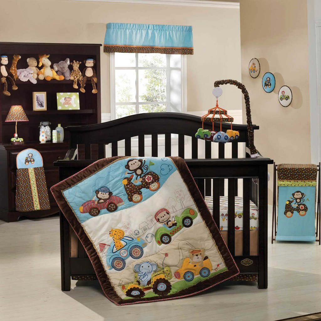 baby boy furniture decoration