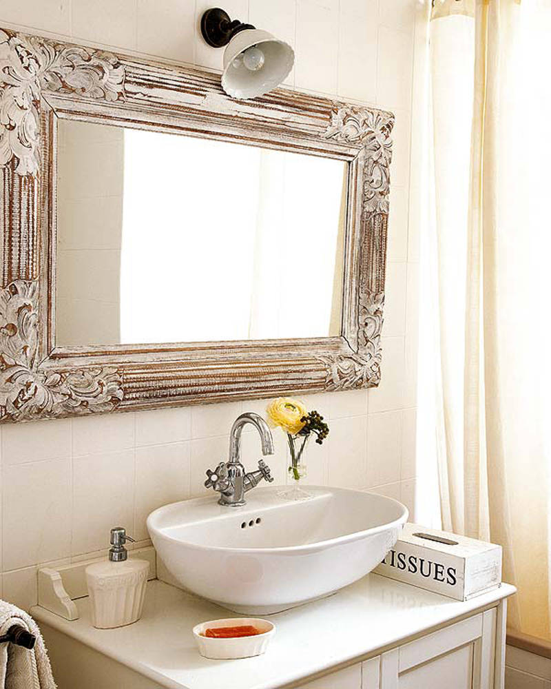 Unique Bathroom Mirrors