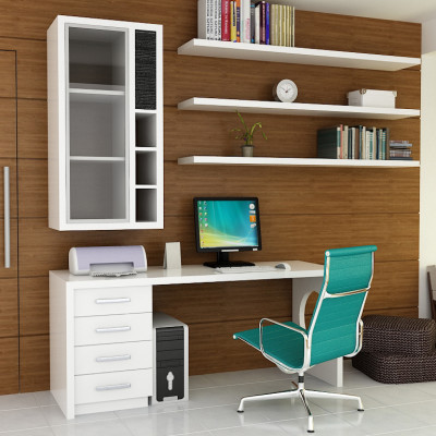 colorful office design