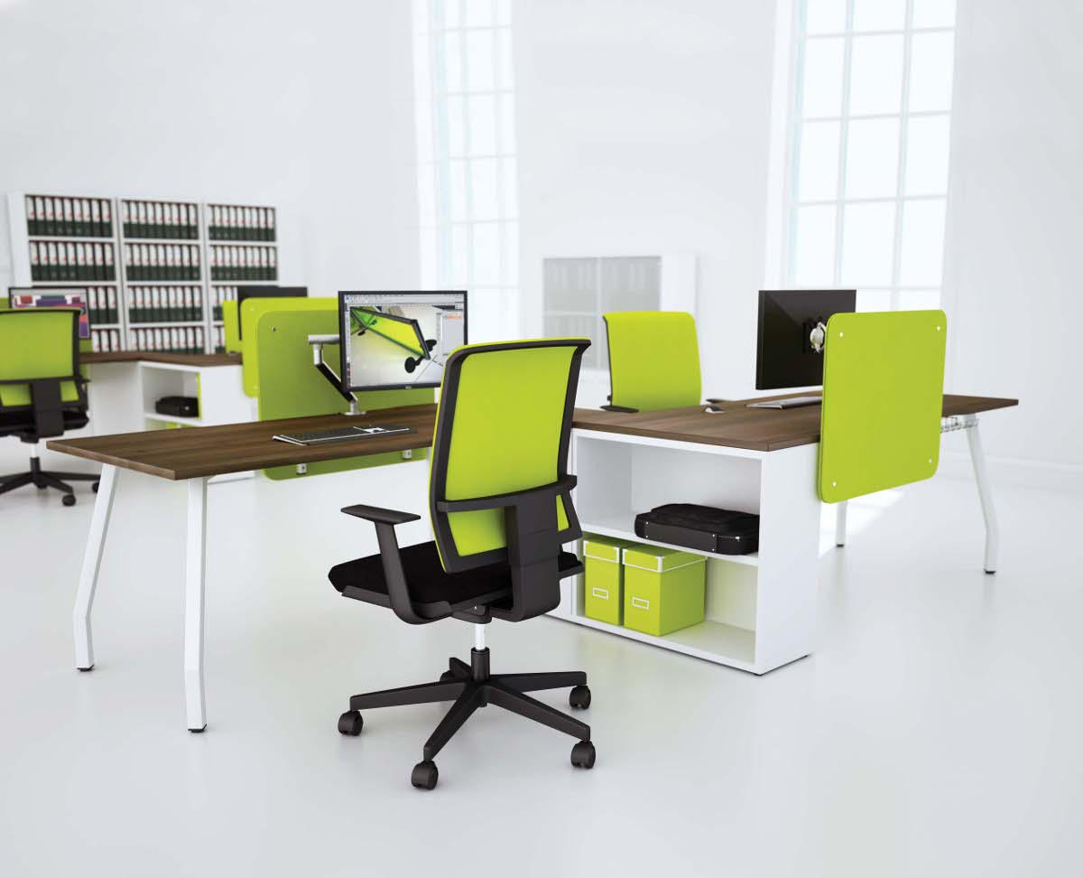 colorful office furniture ideas