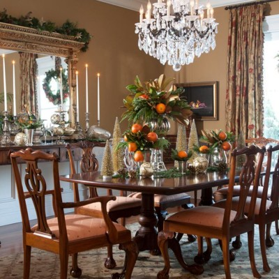 Decoration Traditional Dining Room Design