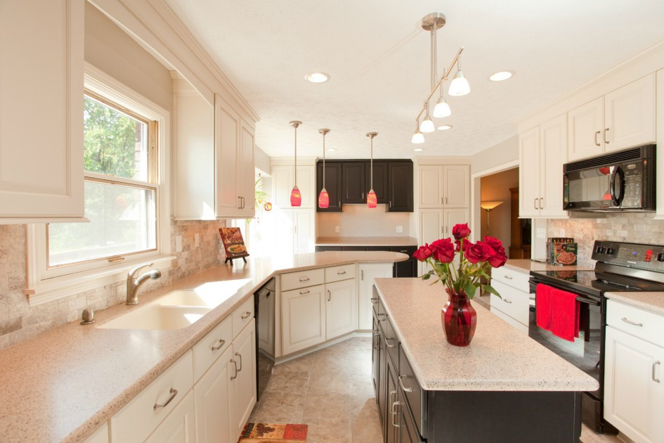 designing white kitchen remodel