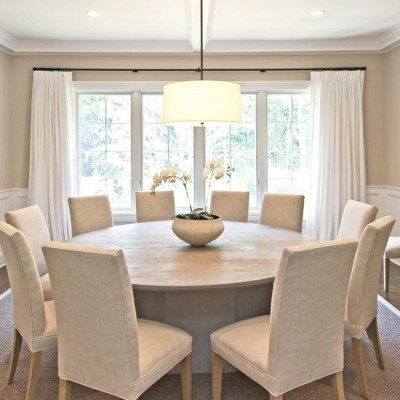 dining room design round table picture