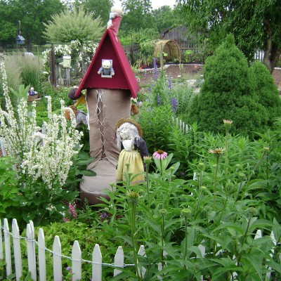 fun garden ideas for kids