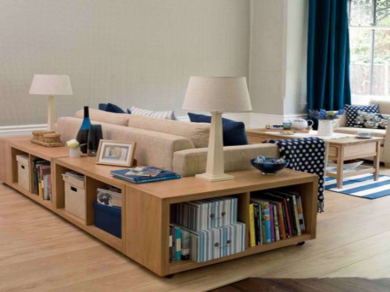 Living Room Tables with Storage
