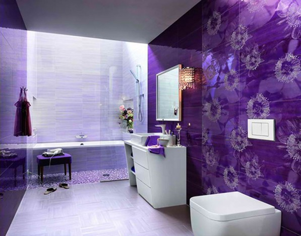 luxury bathroom paint ideas