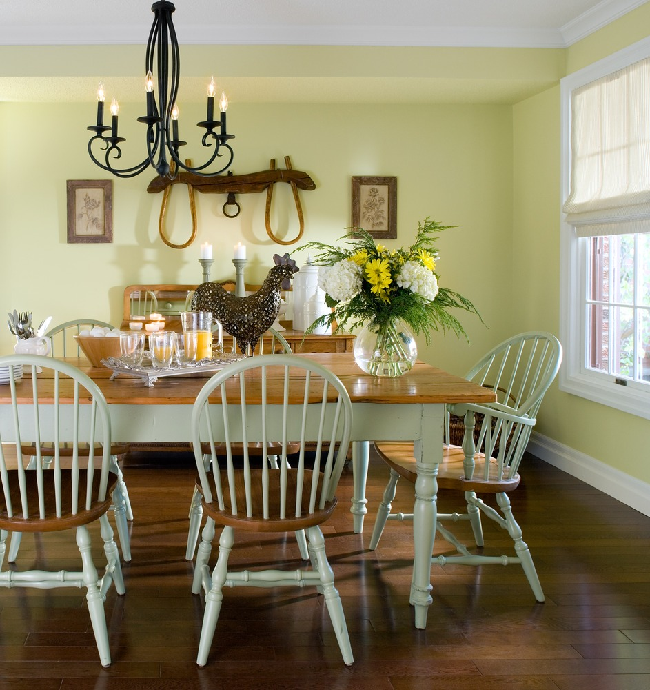 Country Dining Room Design The Right Choice For You