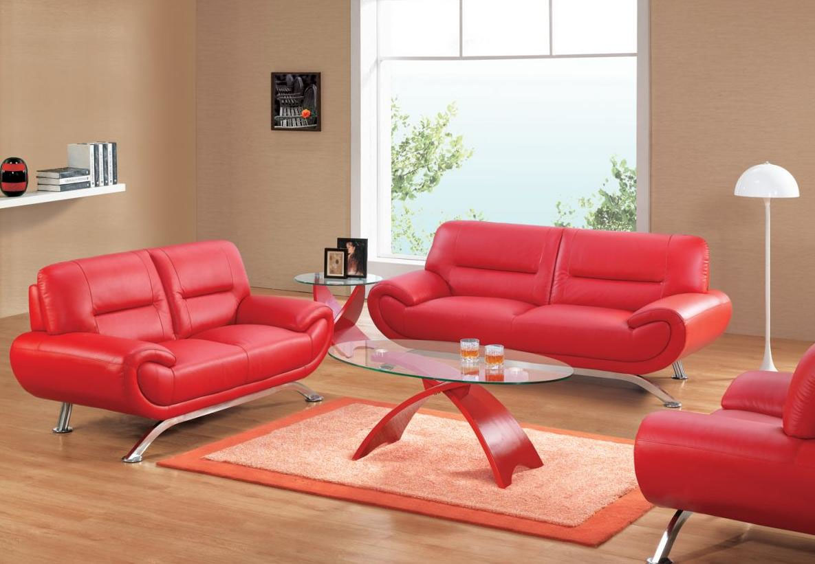 The advantages if use a contemporary leather furniture for Modern leather furniture