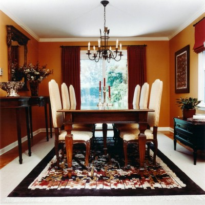 traditional dining room design and ideas