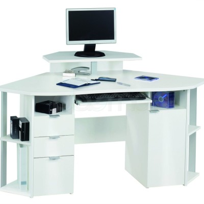 White Office Desk, The Best Option For Your Table