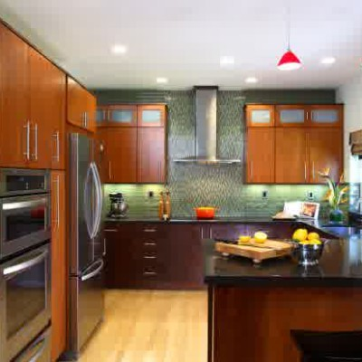asian design kitchen cabinets