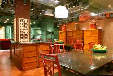 kitchen asian design styles