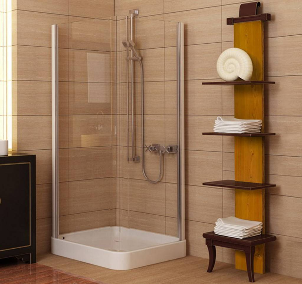 simple traditional bathroom design