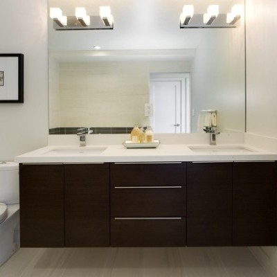 simple elegant bathroom design