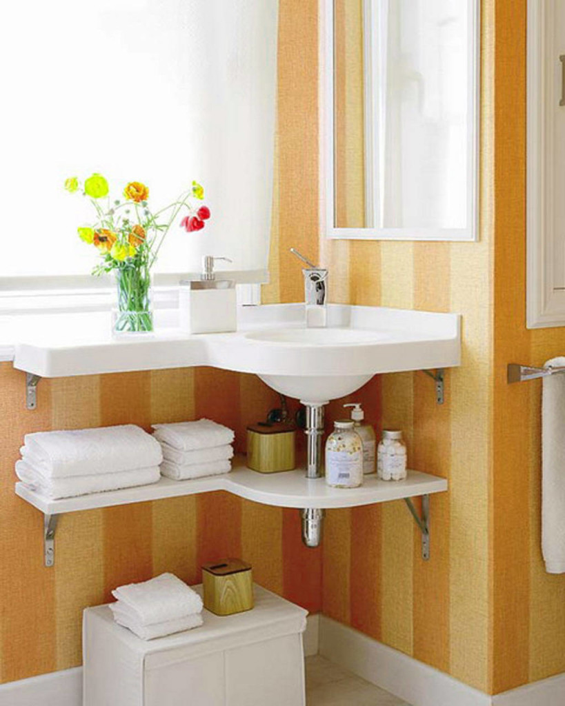 simple small bathroom design ideas