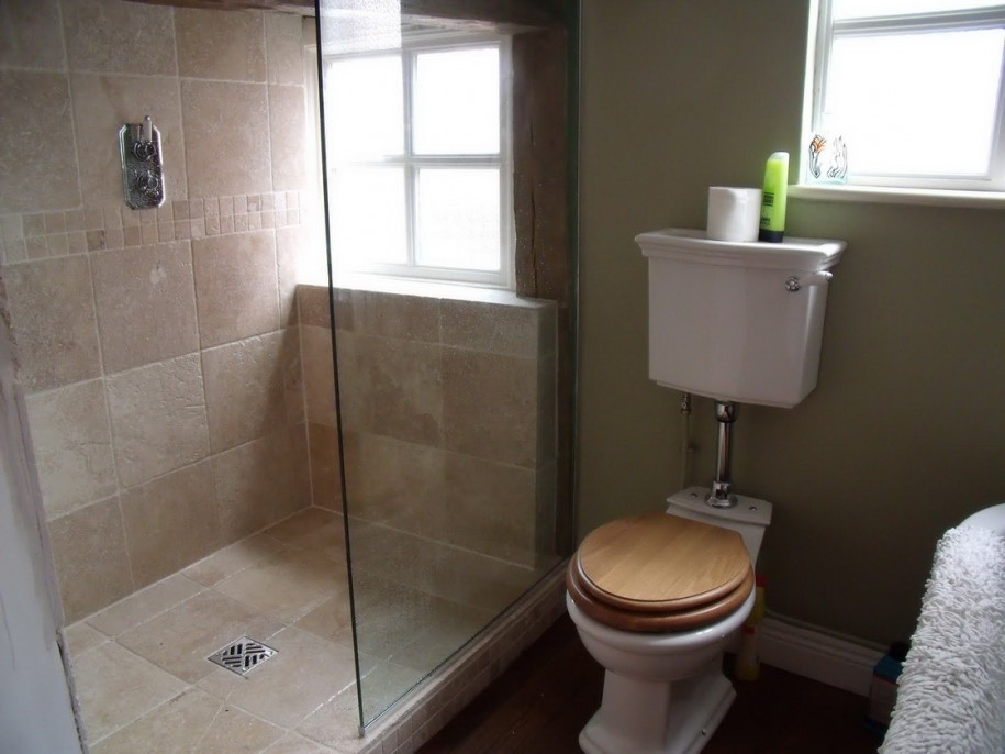 Choosing simple bathroom design for you actual home for Simple toilet design
