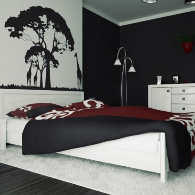 black modern furnitures