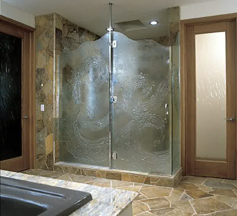 innovative bathroom shower designs