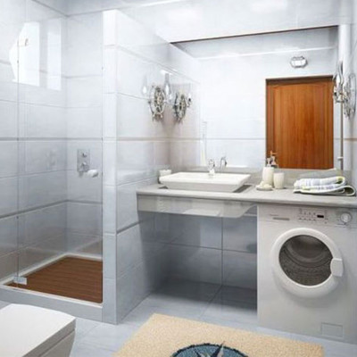 simple cheap bathroom designs