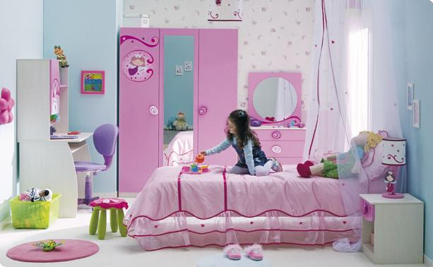 Girls-Bedroom-Decorating-Style