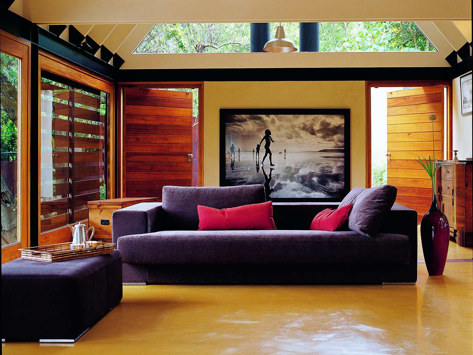 Modern luxury interiors tricks with limited budget for Living room ideas natural