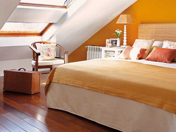 Before Developing Romantic Attic Bedroom Ideas Actual