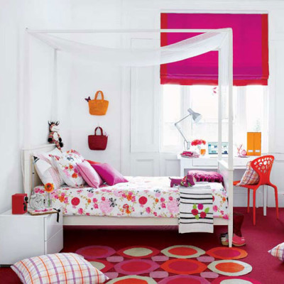 pink-girls-bedroom-decoration